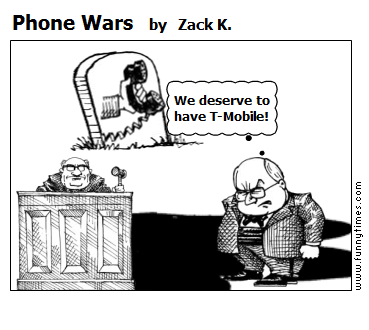 Phone Wars by Zack K.