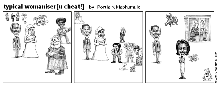 typical womaniseru cheat by Portia N Maphumulo
