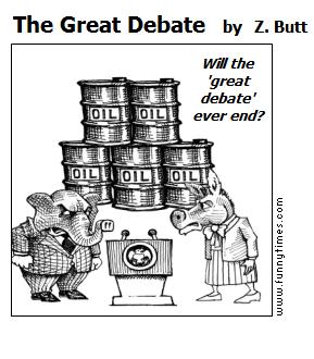 The Great Debate by Z. Butt