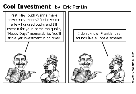Cool Investment by Eric Per1in