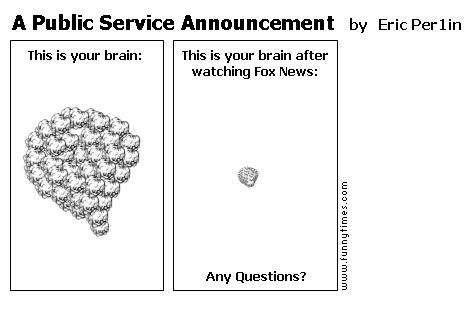 A Public Service Announcement by Eric Per1in