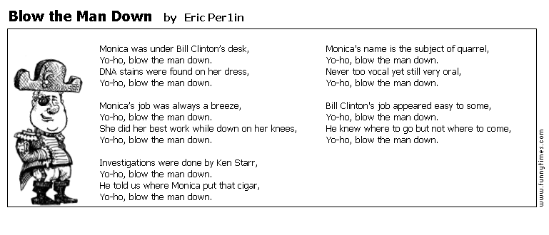 Blow the Man Down by Eric Per1in