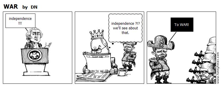 WAR by DN