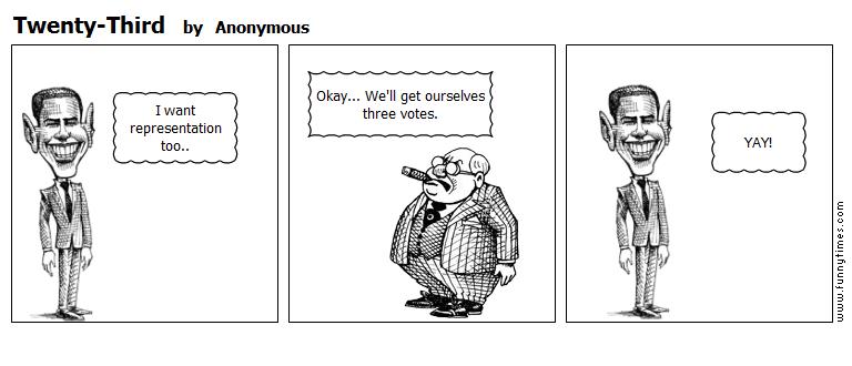 Twenty-Third by Anonymous