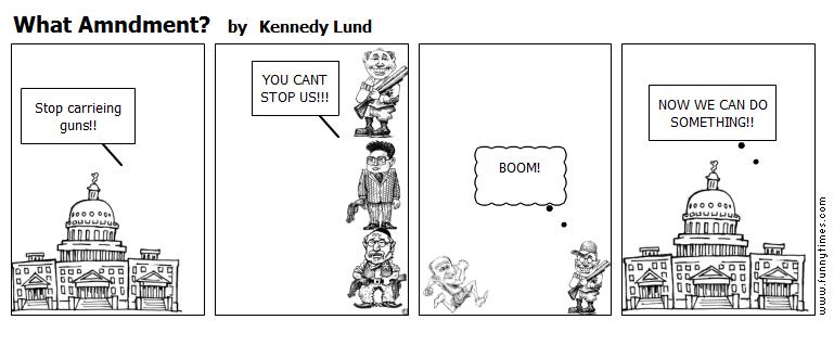 What Amndment by Kennedy Lund