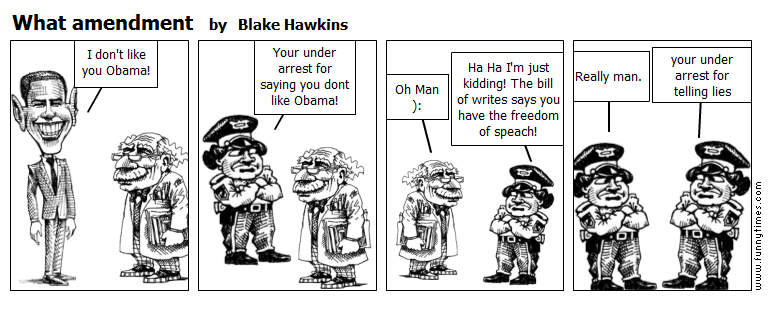 What amendment by Blake Hawkins