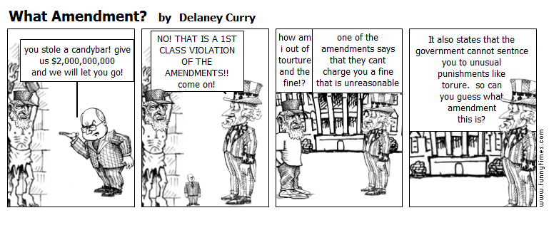 What Amendment by Delaney Curry