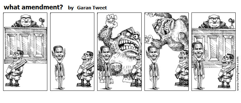 what amendment by Garan Tweet