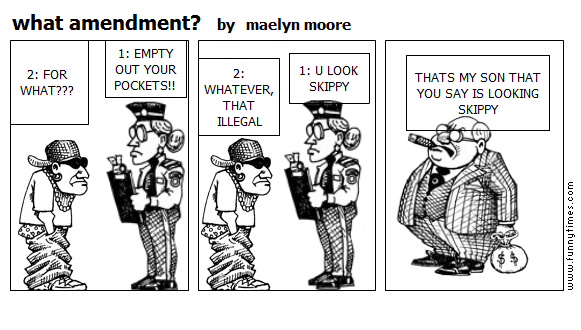 what amendment by maelyn moore