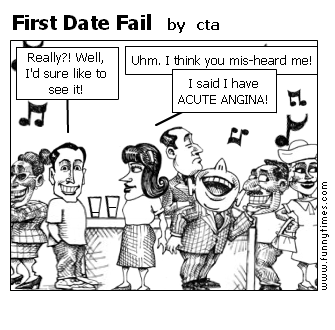 First Date Fail by cta