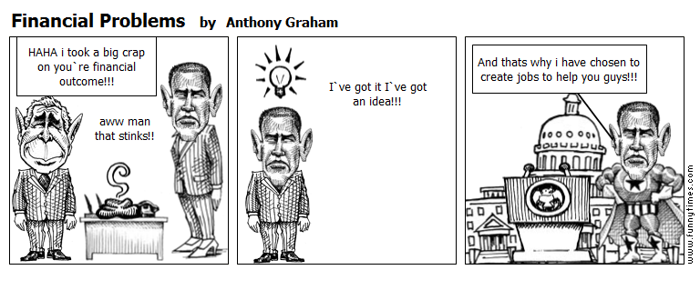 Financial Problems by Anthony Graham