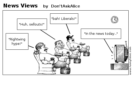 News Views by Don'tAskAlice
