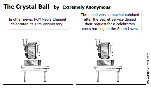The Crystal Ball by Extremely Anonymous
