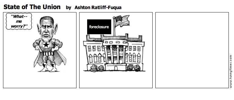 State of The Union by Ashton Ratliff-Fuqua