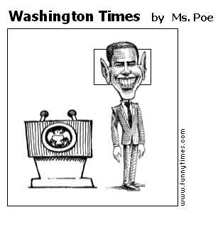 Washington Times by Ms. Poe