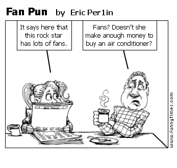 Fan Pun by Eric Per1in