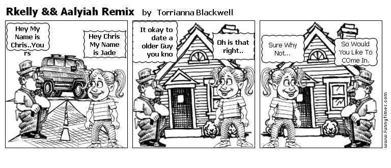 Rkelly  Aalyiah Remix by Torrianna Blackwell
