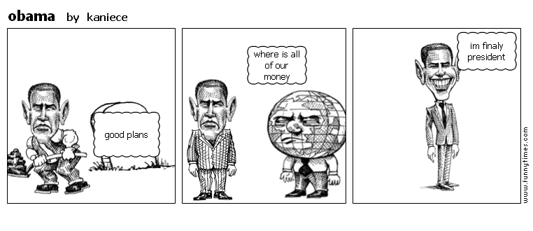 obama by kaniece