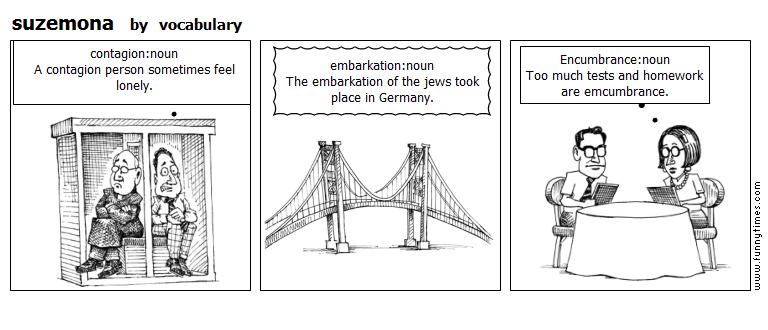 suzemona by vocabulary
