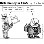 Dick Cheney in 1965