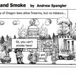 Guns and Smoke
