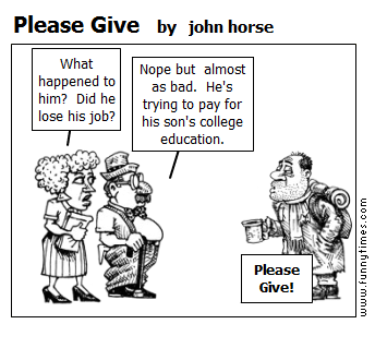 Please Give by john horse