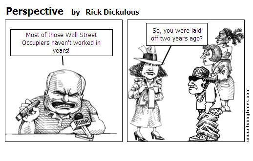Perspective by Rick Dickulous