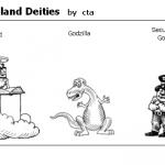 Rhode Island Deities