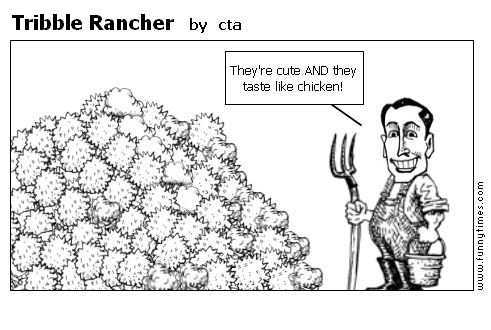 Tribble Rancher by cta