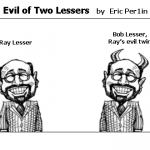 The Evil of Two Lessers