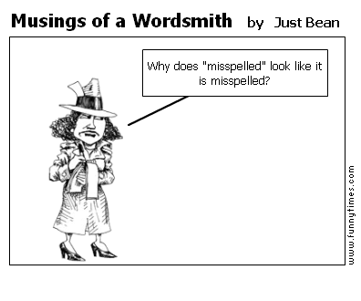 Musings of a Wordsmith by Just Bean