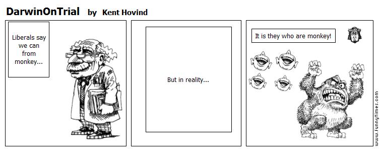 DarwinOnTrial by Kent Hovind