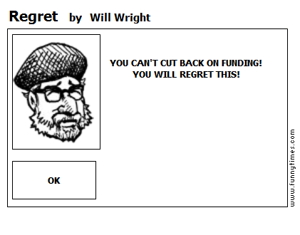 Regret by Will Wright