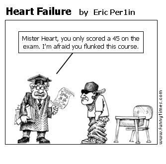Heart Failure by Eric Per1in