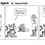Kitty the Real Estate Agent