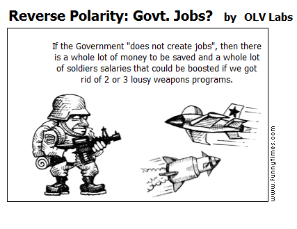 Reverse Polarity Govt. Jobs by OLV Labs