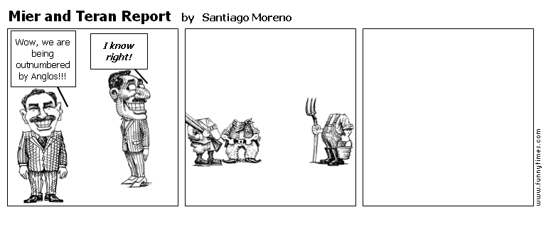 Mier and Teran Report by Santiago Moreno