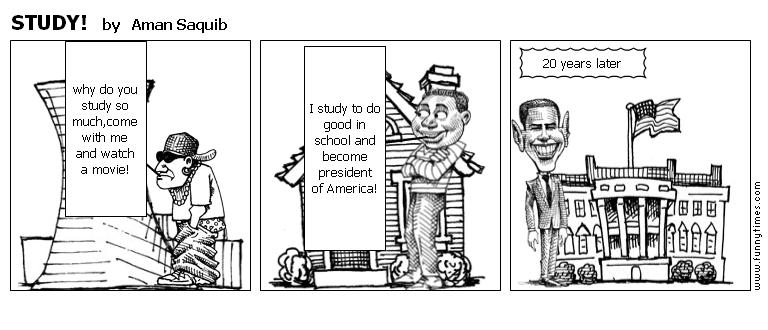 STUDY by Aman Saquib