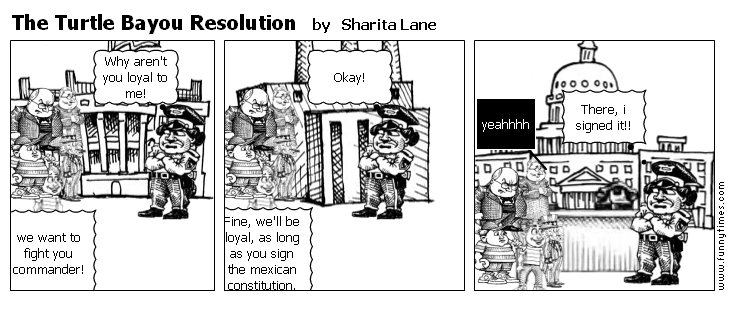 The Turtle Bayou Resolution by Sharita Lane
