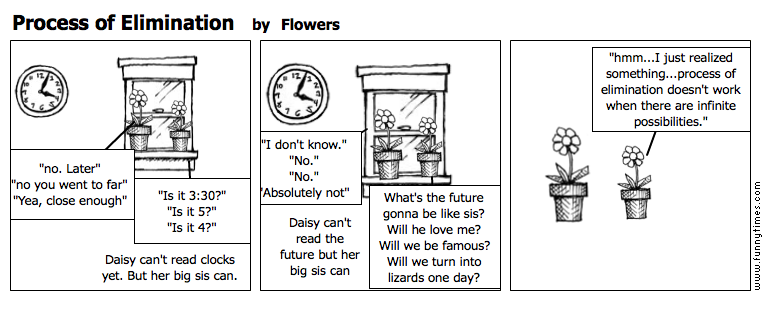 Process of Elimination by Flowers