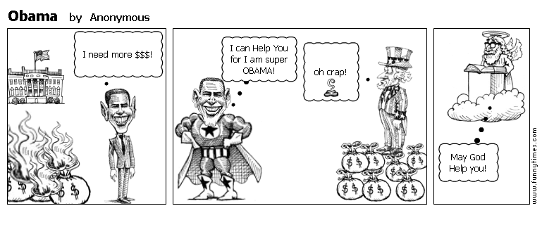 Obama by Anonymous