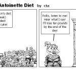 The Marie Antoinette Diet