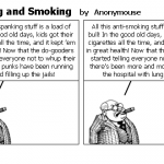 Spanking and Smoking