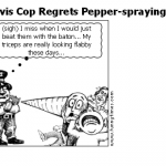 UC Davis Cop Regrets Pepper-spraying