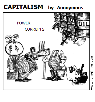 CAPITALISM by Anonymous