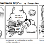 "Introducing ""Super Bachman Boy""…"
