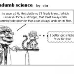 randumb science