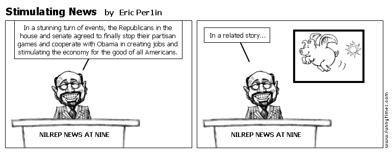 Stimulating News by Eric Per1in