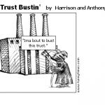 Trust Bustin'