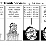 The Ups and Downs of Jewish Services
